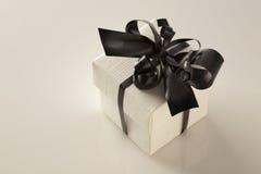 La cerimonia nuziale favorisce i contenitori di regalo Fotografia Stock Libera da Diritti