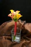 La cerimonia nuziale fiorisce il mazzo nuziale Fotografia Stock Libera da Diritti