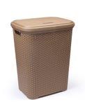 La cesta de lavadero Fotografía de archivo libre de regalías