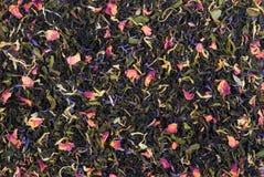 La Ceylan a mélangé le thé Photos libres de droits