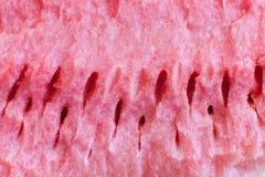 La chair de la pastèque Images stock