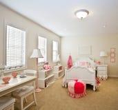 La chambre à coucher de l'enfant Photo stock