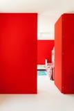 La chambre à coucher des enfants Image stock