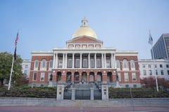 La Chambre d'état du Massachusetts à Boston, mA Photos stock