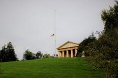 La Chambre d'Arlington, le mémorial de Robert E Lee Memorial image libre de droits