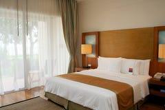 La chambre d'hôtel Photo libre de droits