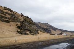 La Chambre de gazon dans la montagne photographie stock libre de droits