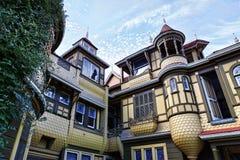 La Chambre de mystère de Winchester Photos stock