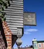 La Chambre de Paul Revere Image libre de droits
