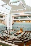 La chambre des représentants image libre de droits