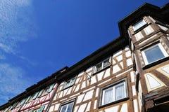 La Chambre neuhausen dedans un donau de der en Allemagne Photos stock
