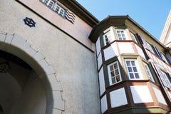 La Chambre neuhausen dedans un donau de der en Allemagne Photo libre de droits