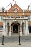 La Chambre ou le couvent du ` s de gouverneur au Gibraltar Photo libre de droits
