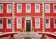 La Chambre rouge Youghal l'irlande image stock