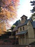 La chapelle de l'amour, Melbourne Photographie stock