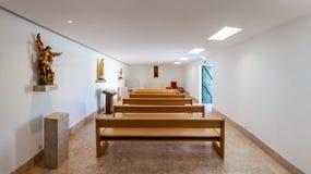 La chapelle de l'AOS Combatentes de Monumento font Ultramar Image stock