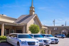 La chapelle des fleurs Las Vegas Nevada Photographie stock