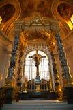 La chapelle royale de Les Invalides Image stock