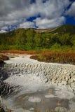 La chaudière de boue. image libre de droits