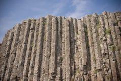 La chaussée du géant, Irlande du Nord images libres de droits