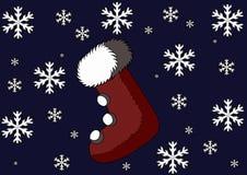 La chaussette de Noëls Photographie stock libre de droits