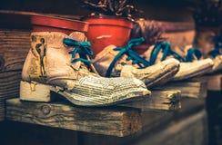 La chaussure Image libre de droits