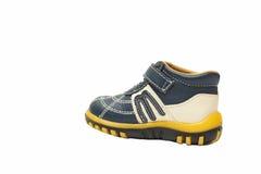La chaussure de l'enfant Image libre de droits