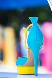 La chaussure des femmes Photographie stock