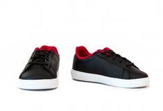 La chaussure du gosse Image libre de droits