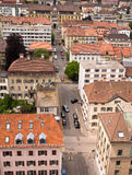 La Chaux de Förtjust, Schweiz Royaltyfri Bild