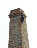 La cheminée Image stock
