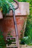 La chiave persa di Alice Fotografie Stock