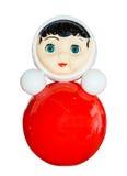 La chiavetta scherza il giocattolo, roly poli Fotografia Stock