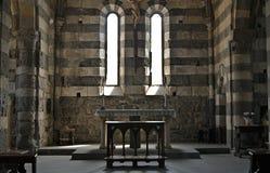 La chiesa Fotografia Stock