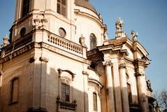 La chiesa Fotografia Stock Libera da Diritti