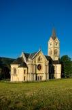La chiesa fotografie stock