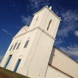 La chiesa Fotografie Stock Libere da Diritti