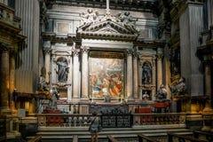 La chiesa Immagine Stock