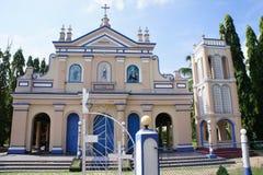 La chiesa cattolica nello Sri Lanka Immagini Stock Libere da Diritti
