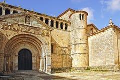 La chiesa collegiale di Julianadel san Fotografia Stock Libera da Diritti
