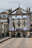 La chiesa Congregados di Sant'Antonio a Oporto Fotografia Stock