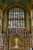 La chiesa del salvatore della st - altare Fotografie Stock Libere da Diritti