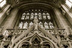 La chiesa del salvatore della st - angolo basso dell'altare Immagini Stock