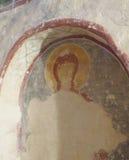 La chiesa del salvatore su Nereditsa Fotografia Stock Libera da Diritti
