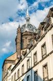 La chiesa del San-Pierre-DES-Minimes a Clermont-Ferrand, Francia fotografia stock