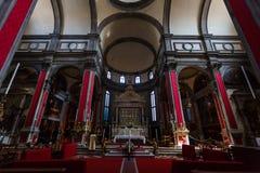 La chiesa del San Salvador, Venezia immagine stock libera da diritti