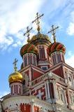 La chiesa del vergine Fotografia Stock Libera da Diritti