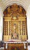 La chiesa della basilica tiene il mortale rimane dello St Francis Fotografie Stock Libere da Diritti