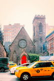 La chiesa della comunione santa Fotografie Stock Libere da Diritti