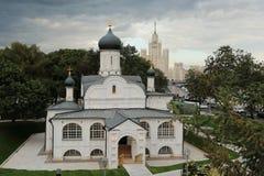 La chiesa della concezione di Anna Fotografia Stock